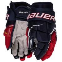 Перчатки (краги) Bauer S21 Supreme Ultrasonic Jr