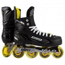 Хоккейные роликовые коньки Bauer RH RS Jr