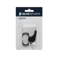 Свисток судейский BlueSports с зажимом для пальца, пластик