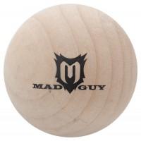 Мяч тренировочный деревянный Mad Guy